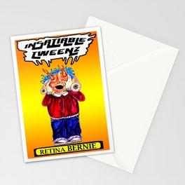 Insatiable Tweenz: Retina Bernie Stationery Cards