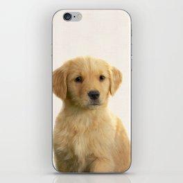 Dog print dog photography minnimalist nursery art animal iPhone Skin