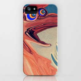 The Great Gryphon iPhone Case