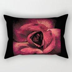 Rose qui s'ouvre colors fashion Jacob's Paris Rectangular Pillow