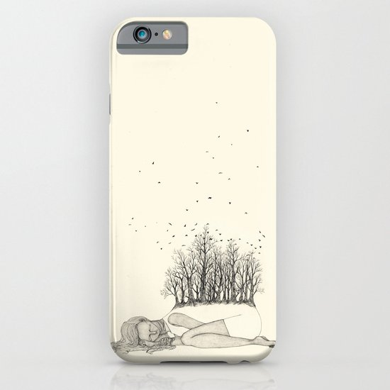 TREES ARE DYING iPhone & iPod Case