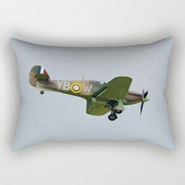 Hawker Hurricane LF363 Rectangular Pillow