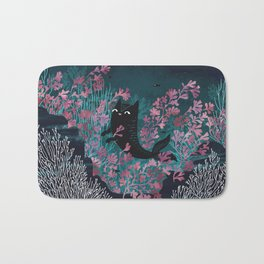 Undersea Bath Mat