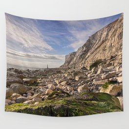 High Water At Head Ledge Wall Tapestry