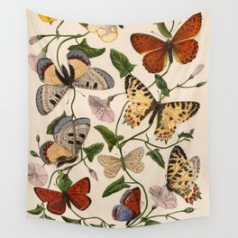 Beautiful Butterflies. Wall Tapestry