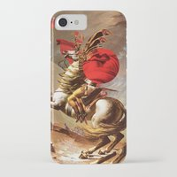 napoleon iPhone & iPod Cases featuring Napoleon by Marko Köppe