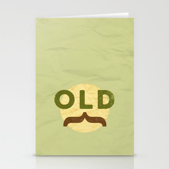 OLD Stationery Cards
