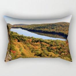 Autumn Splendor Rectangular Pillow