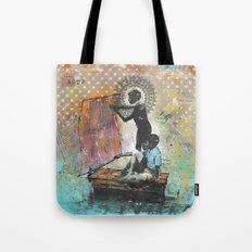 Sobre Agua Tote Bag
