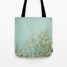 Baby Blue Tote Bag