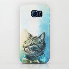 Handsome Cat Galaxy S6 Slim Case