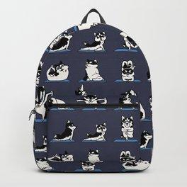 Husky Yoga Backpack