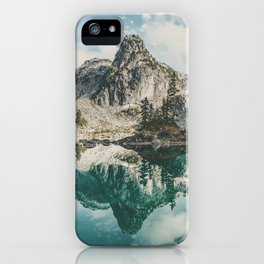 Watersprite Lake iPhone Case