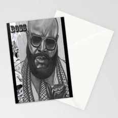 BOSS Stationery Cards