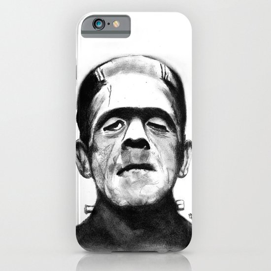 Frankenstein iPhone & iPod Case