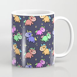 Nightime Unicorns Coffee Mug