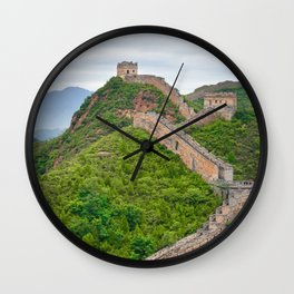The Great Wall Wall Clock