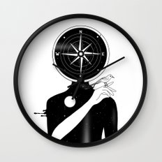 I'll Take You There Wall Clock