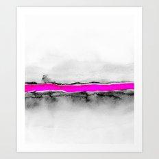 Allow Art Print
