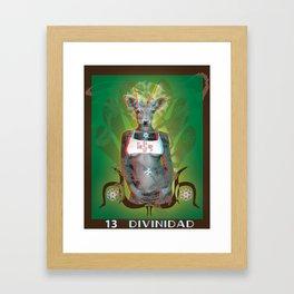 Divinity 13 Framed Art Print