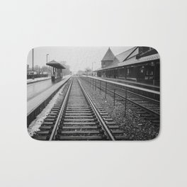 Winter Commute Bath Mat