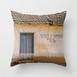 site in Sardoal Throw Pillow