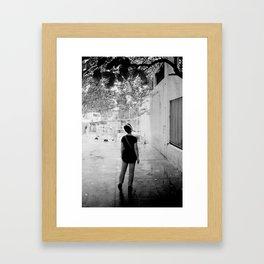 Hong Kong #50 Framed Art Print