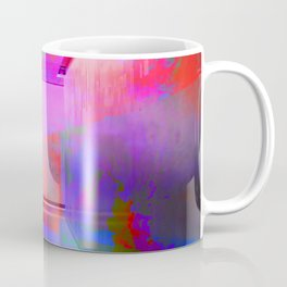 Space Graffiti Coffee Mug