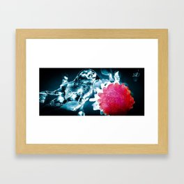 Unexpected Beauty Framed Art Print