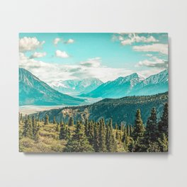 Scenic #photography #nature Metal Print