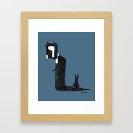 PartyPartyParty Framed Art Print
