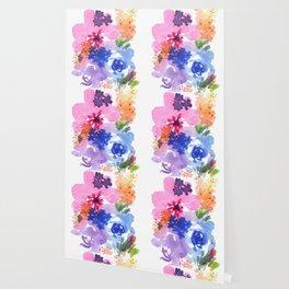 Pastel Bouquet Wallpaper