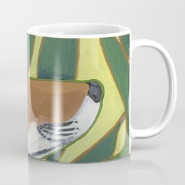 Red Foxy Coffee Mug