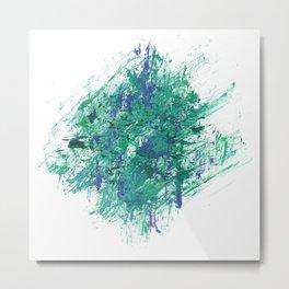 Surface Metal Print
