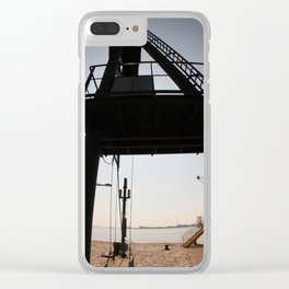 Semaphor Windsock by Port Clear iPhone Case