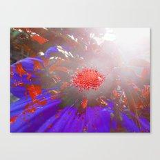 FlowerPower Fantasy 8 Canvas Print