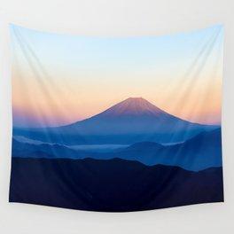 Mount Fuji Wall Tapestry