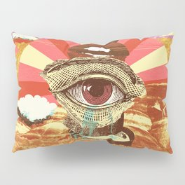 AFTERNOON PSYCHEDELIA (REDUX) Pillow Sham