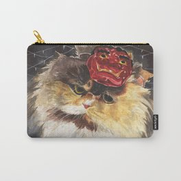 Cat Circus Carry-All Pouch