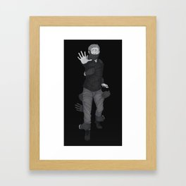 Many Hands Framed Art Print