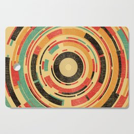 Space Odyssey Cutting Board