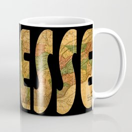 Tennessee 1832 Coffee Mug