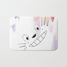 Totoro Love Bath Mat