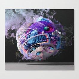 Boltzmann Brain Canvas Print