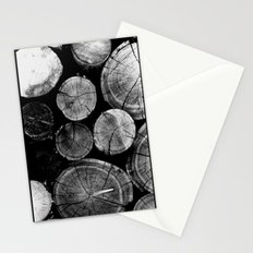 Wood Love Stationery Cards