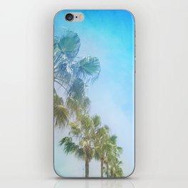 """Palms. Beach"" iPhone Skin"