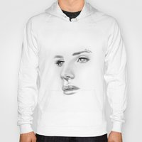 lana Hoodies featuring Lana by Stephanie Recking