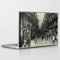 barcelona Laptop & iPad Skins featuring Barcelona by Lamb