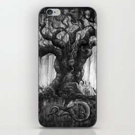 Yggdrasil iPhone Skin