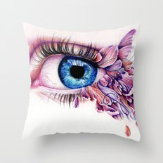 The Soul Would Have No Rainbow If The Eyes Had No Tears Throw Pillow